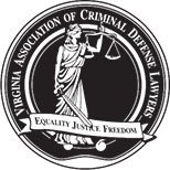 Virginia Association Of Criminal Defense Lawyer's members The Irving Law Firm